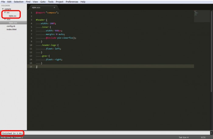 how-to-use-the-scss-and-compass-in-sublimetext13