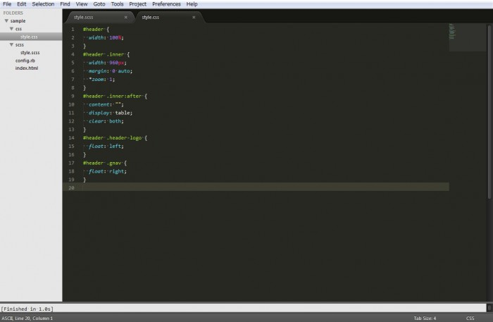 how-to-use-the-scss-and-compass-in-sublimetext14