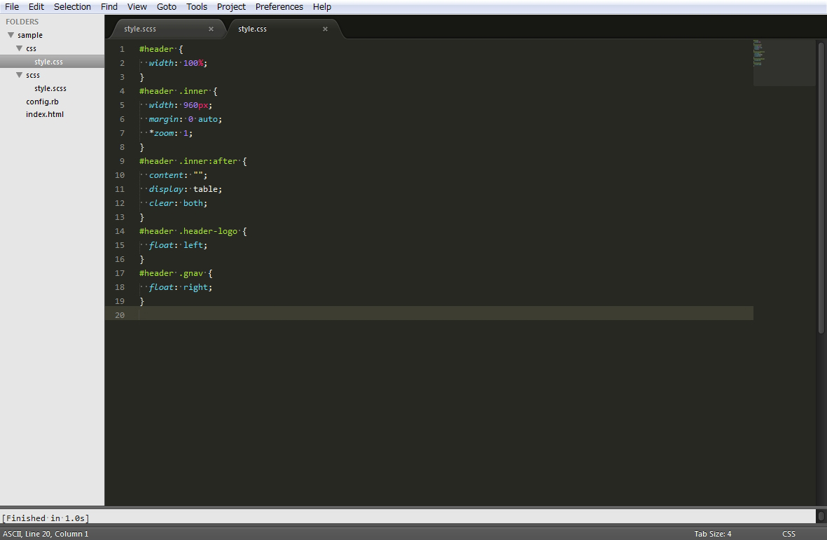 sublime text how to use