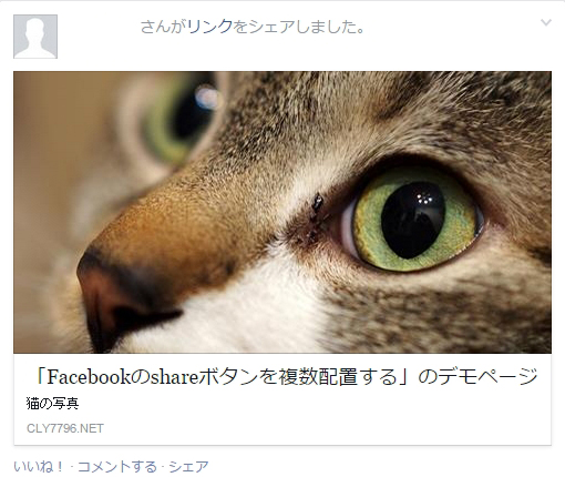 arranging-a-plurality-of-facebook-share-button04
